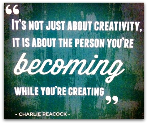 Charlie Peacock quote